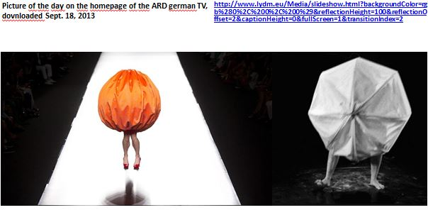 ARD-Homepage and Revest-homepage